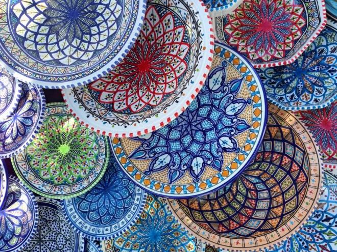 Tunisia, Tunis, Sidi Bou Said, Cathage MSC Splendida Andrew Forbes (9)
