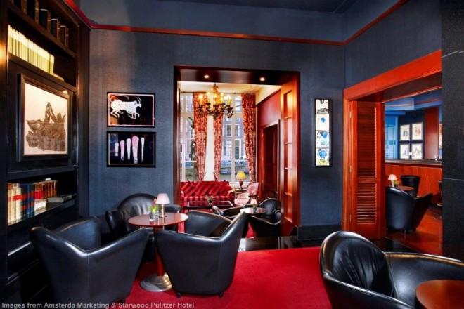 Pulitzer Hotel Bar