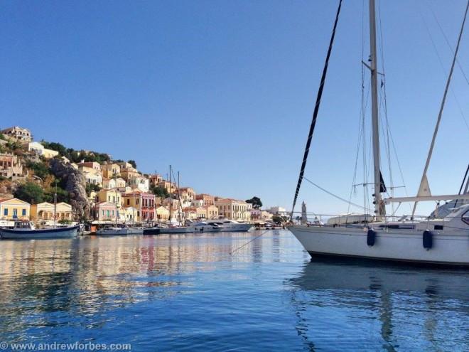 Symi Dodecanese archipelago SCIC Sailing (5)