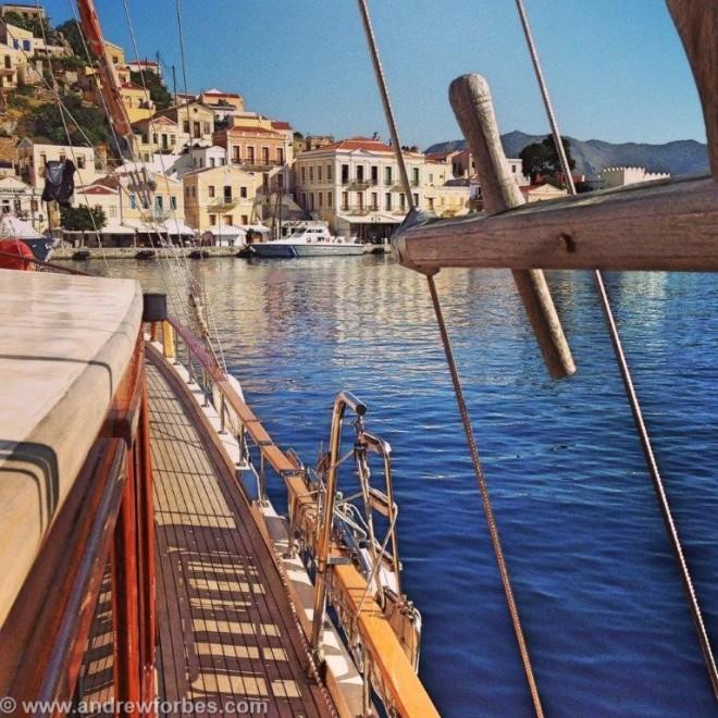 Symi Dodecanese archipelago SCIC Sailing (9)