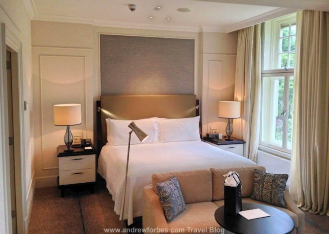 Waldorf Astoria Amsterdam Travel Blog Andrew Forbes