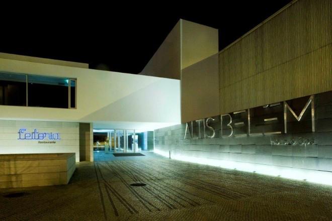 Atlis Belém Hotel & Spa Lisbon Andrew Forbes visit