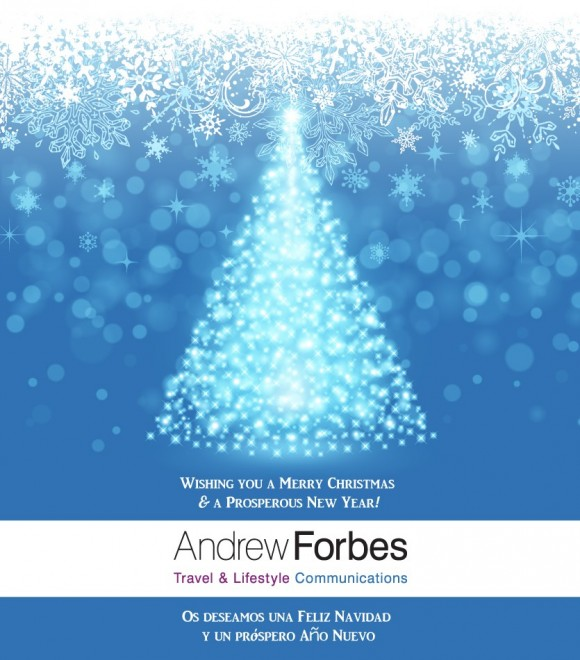 Andrew Forbes Communications Consultant Merry Christmas