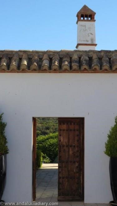 Cortijo de los Aguilares Ronda Andalucia Diary  (1)