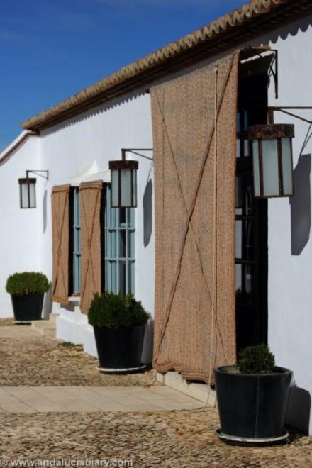Cortijo de los Aguilares Ronda Andalucia Diary  (2)
