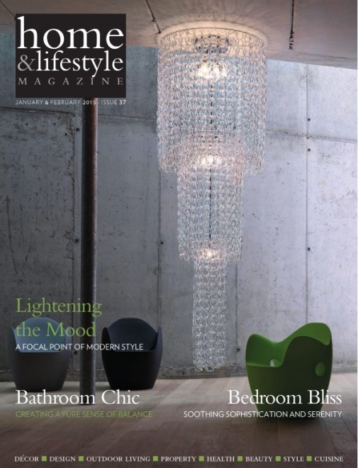 Home & Lifestyle Magazine Cover