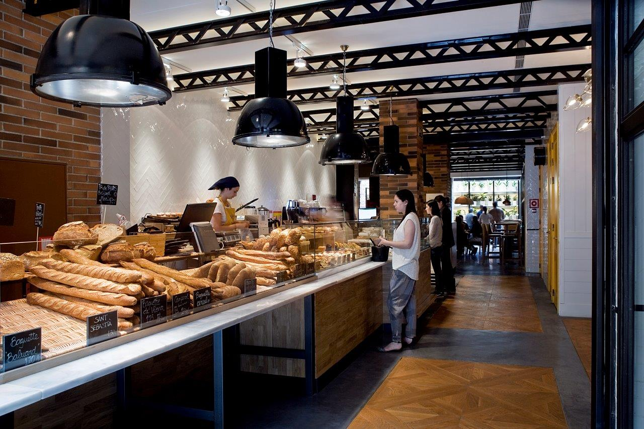 Praktik bakery hotel barcelona spain review andrew forbes for Ave hotel barcelona madrid