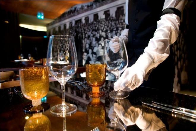HOTEL TEATRO - Cocktail hour