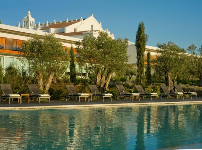 Hotel Convento do Espinheiro pool