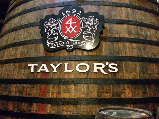 Taylor cellar tour