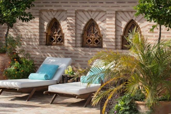 #LaSultanaMarrakech Sultana Hotel Marrakesh  (1)