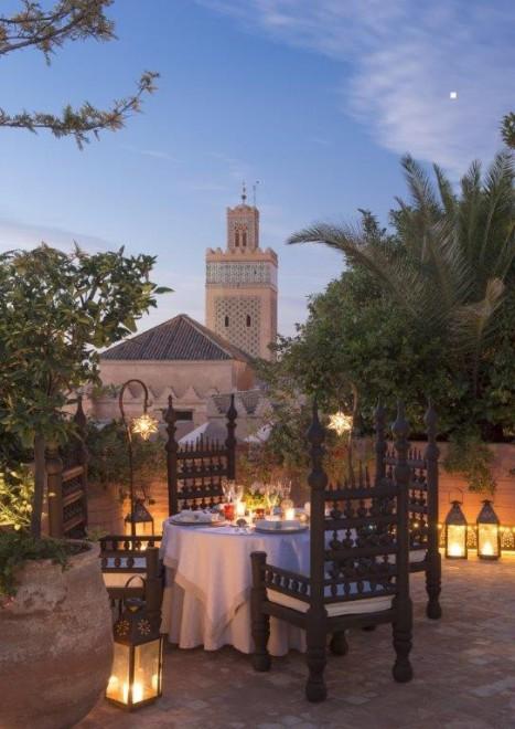 #LaSultanaMarrakech Sultana Hotel Marrakesh  (4)