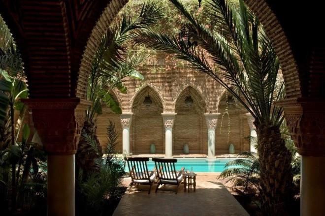 #LaSultanaMarrakech Sultana Hotel Marrakesh  (5)