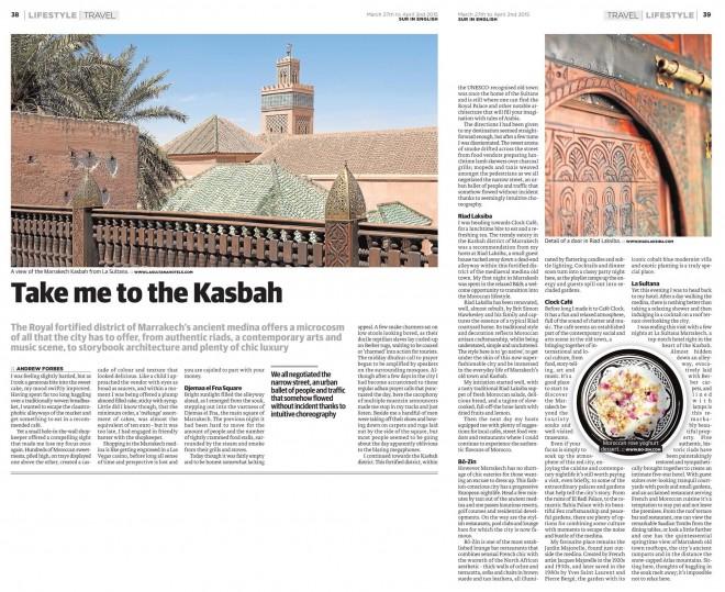 Marrakech Feature