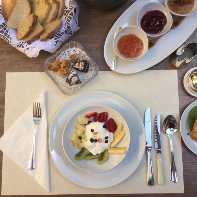 EAT - Breakfast at Kokkini Porta Rossa