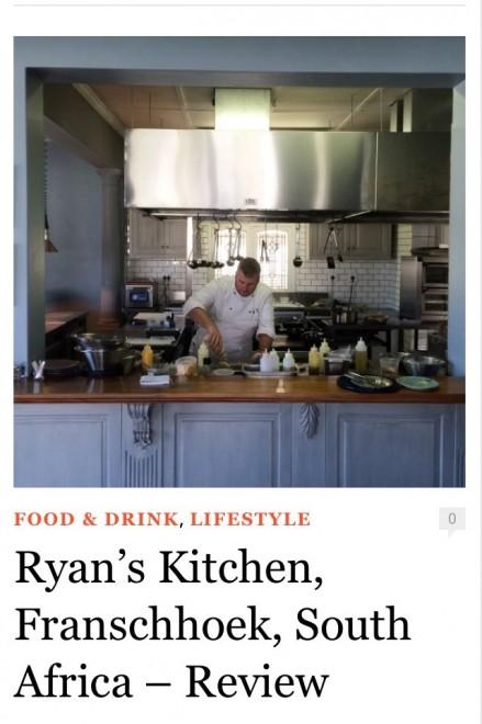 Ryan's Kitchen -