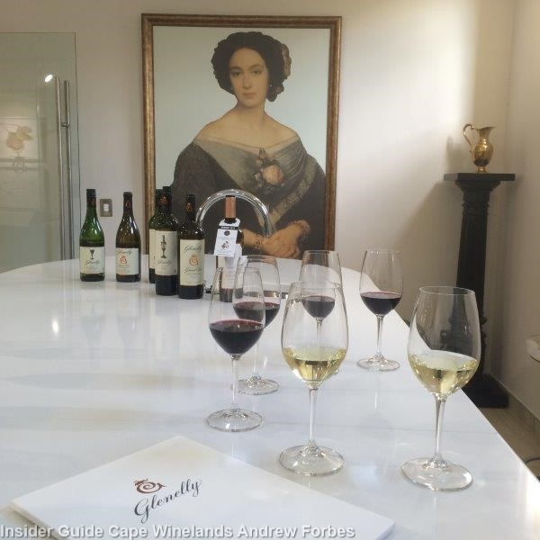 DRINK Glenelly wine tasting