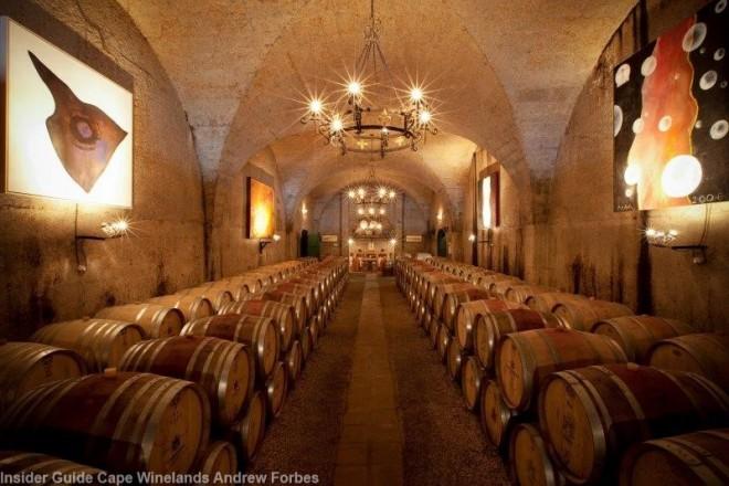 DRINK Haute Cabrière Cellar