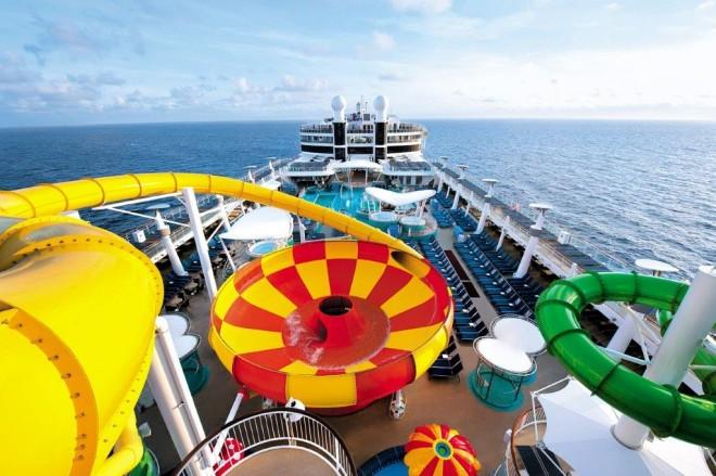 Aqua Park on-board
