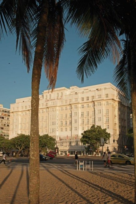 Copacabana Palace Romulo Fialdini