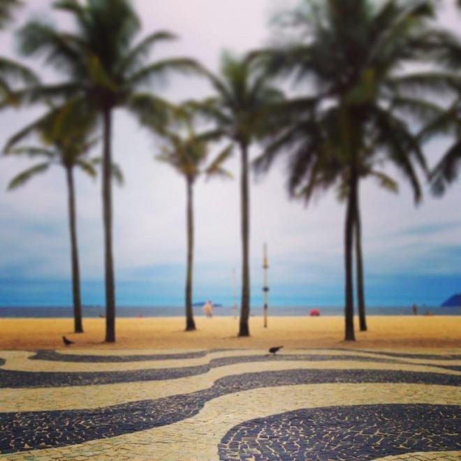 Mosaic Calçada Copacabana Beach A Forbes