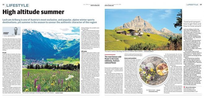 Travel Feature Lech, A Forbes