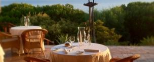 Vila Joya Dining Terrace