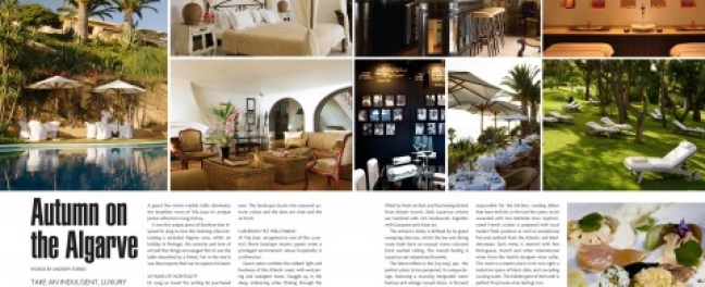 Vila Joya Portugal Home And Lifestyle Magazine By Andrew Forbes 480x312