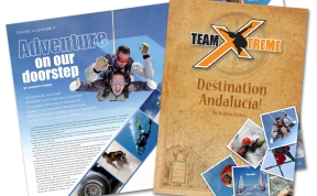 Destination Marketing Andalucia Guide For Team Xtreme