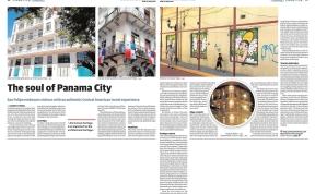 Andrew Forbes Discovers San Felipe Panama City