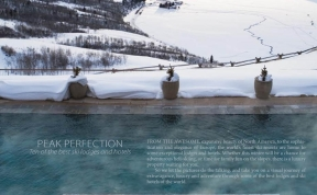 Andrew Forbes Top 10 Ski Lodges In The World Feature TOUT Magazine .