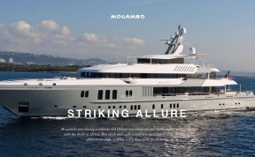 Andrew Forbes writes innovative copy for luxury super yacht (2)