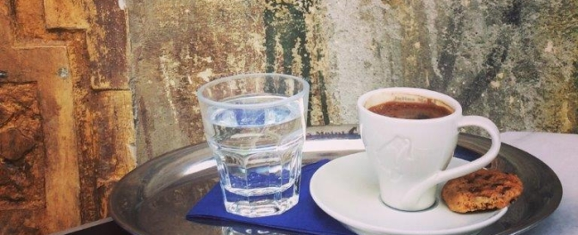 Authentic Turkish Coffee
